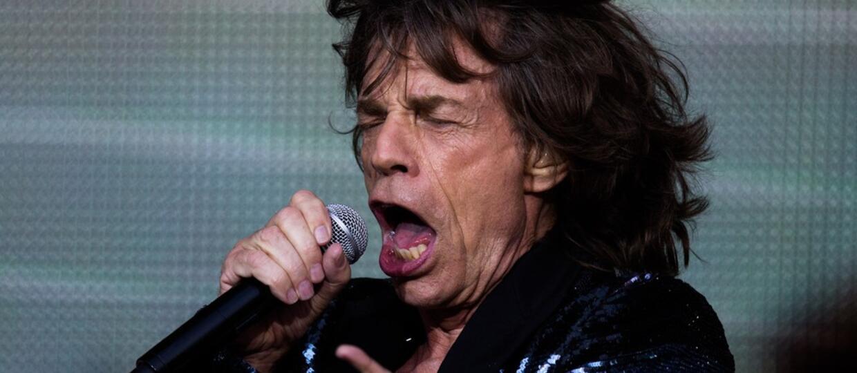 "The Rolling Stones udostępnia akustyczne ""Wild Horses"""