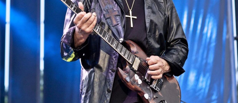 Tony Iommi: Nie mogę już dłużej koncertować