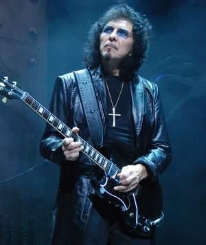 Tony Iommi pisze nowe kawałki... do serialu