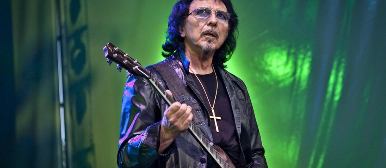 Tony Iommi pomoże chorym na raka