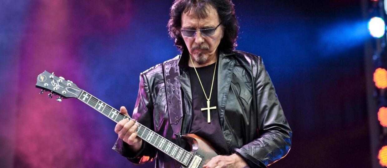 Tony Iommi: Żyłem i oddychałem Black Sabbath