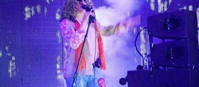 """Tool zagrał """"No Quarter"""" w przebraniach Led Zeppelin"""