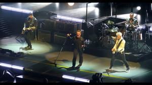 """U2 zagrał """"Glorię"""" pierwszy raz od 10 lat"""