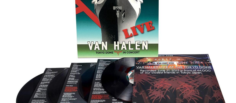"""Van Halen i nowy koncertowy """"Unchained"""""""