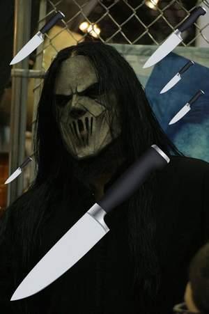 Walka na noże opóźni trasę Slipknota?