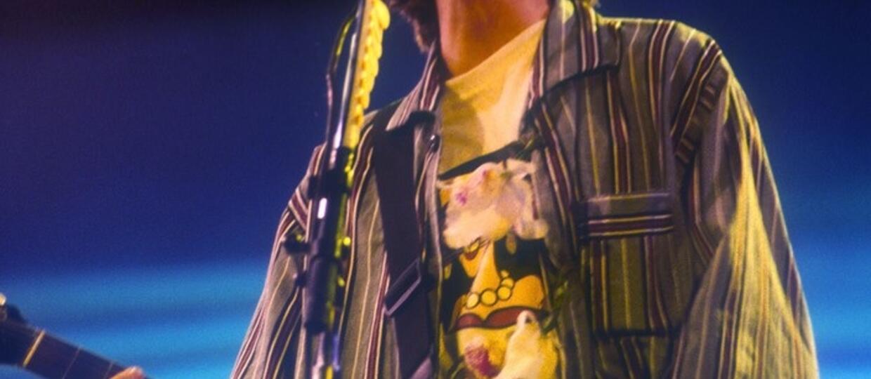 Więcej o solowej płycie Kurta Cobaina