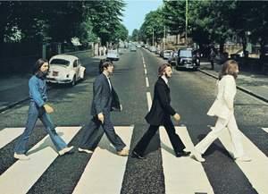 Wszystkie zdjęcia Beatlesów z Abbey Road idą pod młotek!