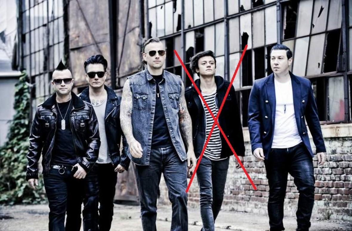 Z Avenged Sevenfold odszedł perkusista