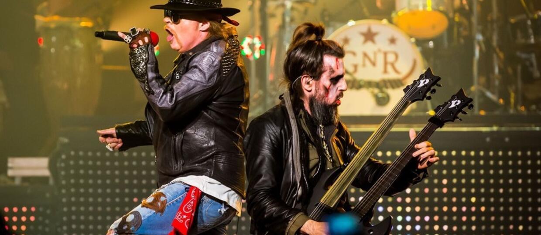 Z Guns N' Roses odszedł gitarzysta Bumblefoot