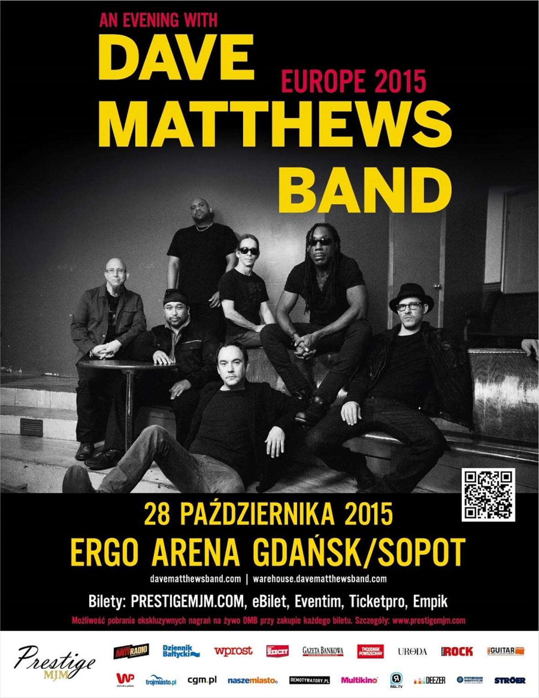 Maciej Balcar: Dave Matthews Band to zespół, który nie lubi rutyny