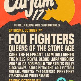 Antyradio wysyła słuchaczy na festiwal Cal Jam 17 w Kaliforni