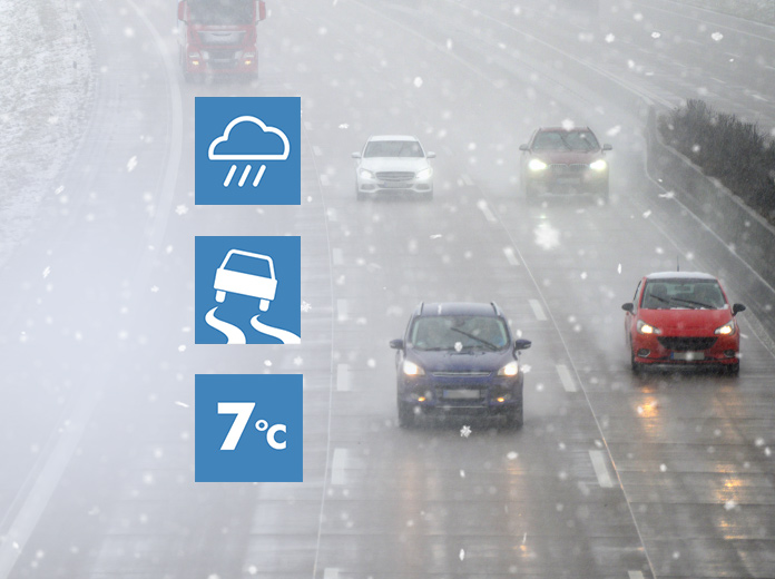 Twoje sposoby na bezpieczną jazdę zimą