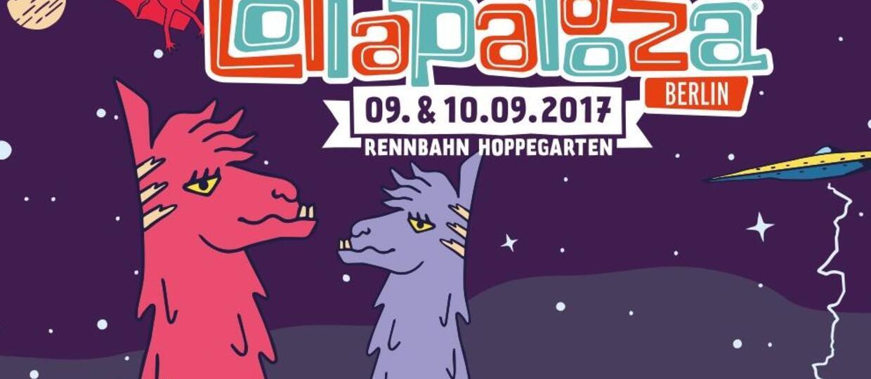 Wygraj karnety na festiwal Lollapalooza Berlin w Antyradiu