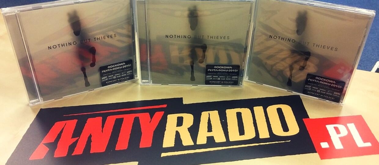 "Wygraj płytę ""Nothing But Thieves"""