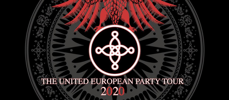 2 koncerty The Mission w Warszawie