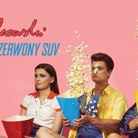 """Debiutancki album Stacha Bukowskiego """"Czerwony SUV"""""""