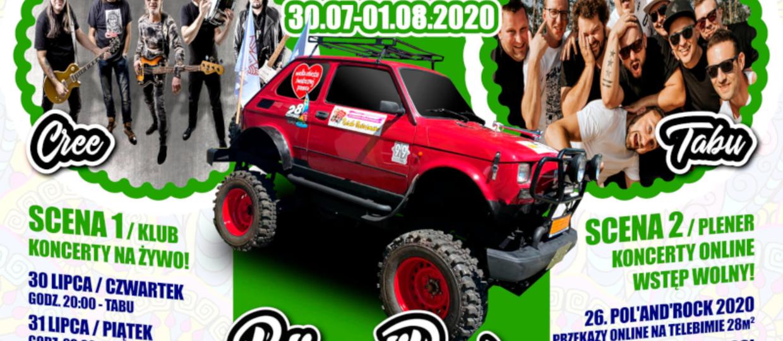 Domówka Poland Rock Festiwal