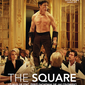 "Film ""The Square"" w reżyserii Rubena Östlunda"