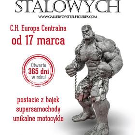 Galeria figur stalowych w Gliwicach