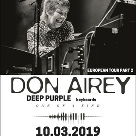 Koncert Don Airey