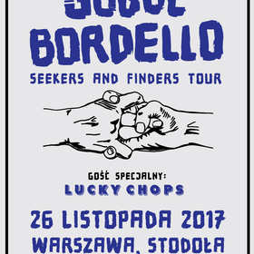 Koncert grupy Gogol Bordello