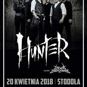 Koncert grupy Hunter