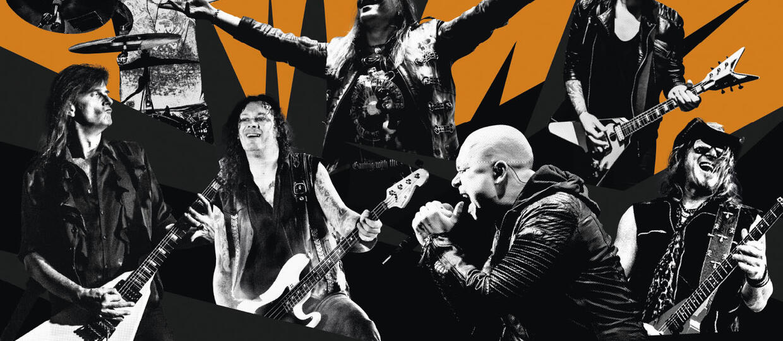 Koncert Helloween Pumpkins United