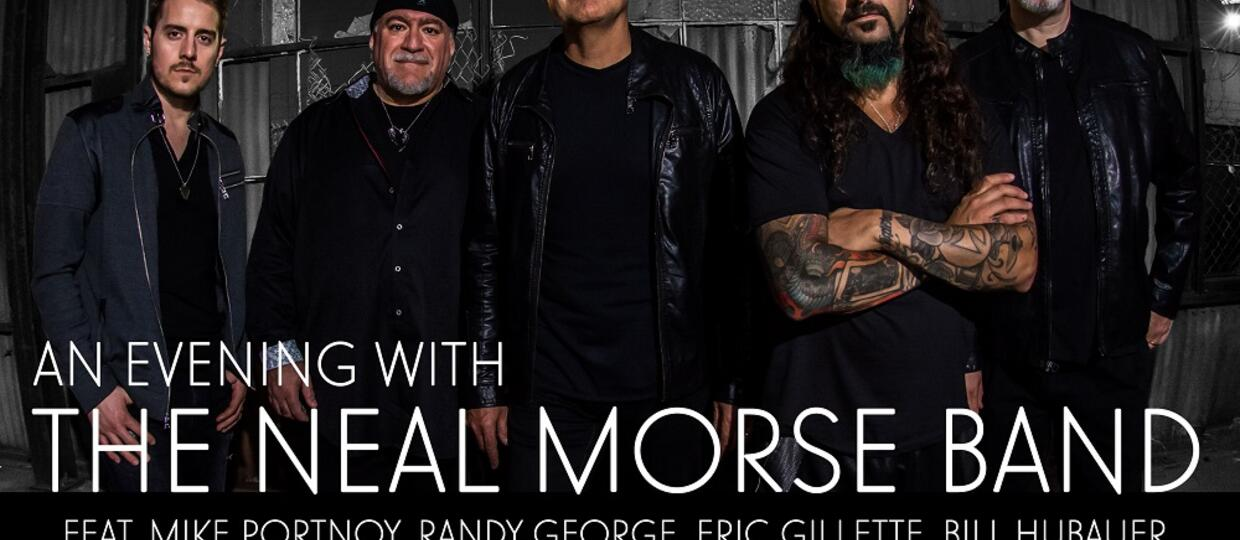 Koncert The Neal Morse Band