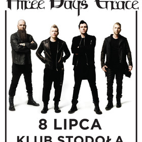 Koncert Three Days Grace