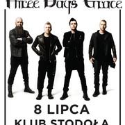 Koncert Three Days Grace