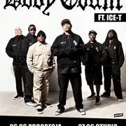 Koncerty Body Count ft. Ice-T w Warszawie i Krakowie
