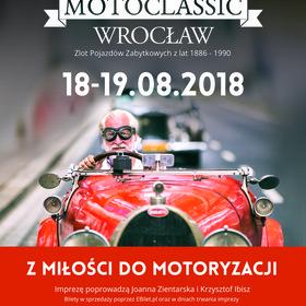 Motoclassic Wrocław 2018