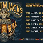 The Rumjacks na 6 koncertach w Polsce