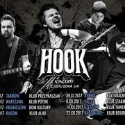 Trasa koncertowa grupy Hook