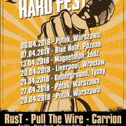 Trasa koncertowa Quality Hard Fest