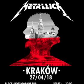 Warm-up Party przed koncertem Metalliki w Krakowie