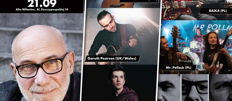 Warsaw Fingerstyle Festival 2018
