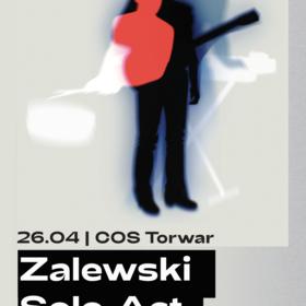 Zalewski Solo Act w Warszawie
