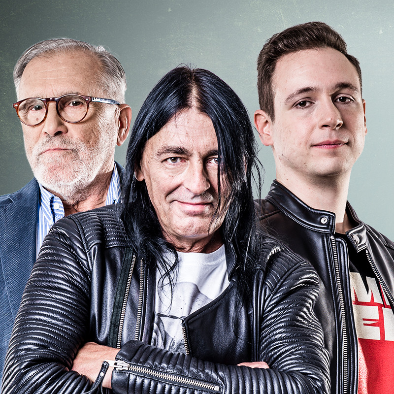 Włodzimierz Zientarski, Aleksander Ostrowski, Grzegorz Kornacki