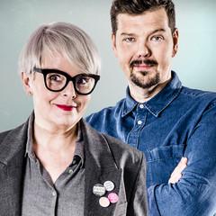 Karolina Korwin Piotrowska i Michał Figurski