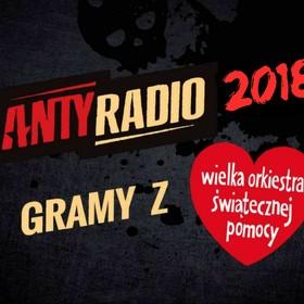 Antyradio gra z WOŚP w 2018 roku! Zobacz radiowe aukcje