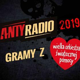 Antyradio gra z WOŚP w 2019 roku! Zobacz radiowe aukcje