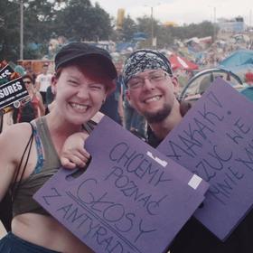 Antyradio podczas trzeciego dnia 23. Przystanku Woodstock