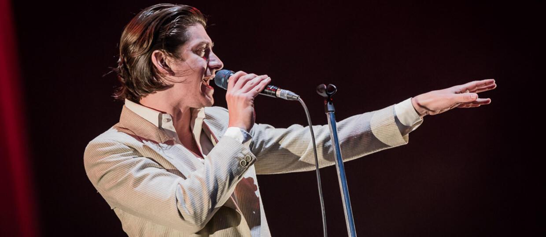 Arctic Monkeys na Open'er Festival 2018
