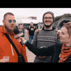 Co sprawia, że lepiej wczuwasz się w koncer - sonda na Open'er Festival 2018