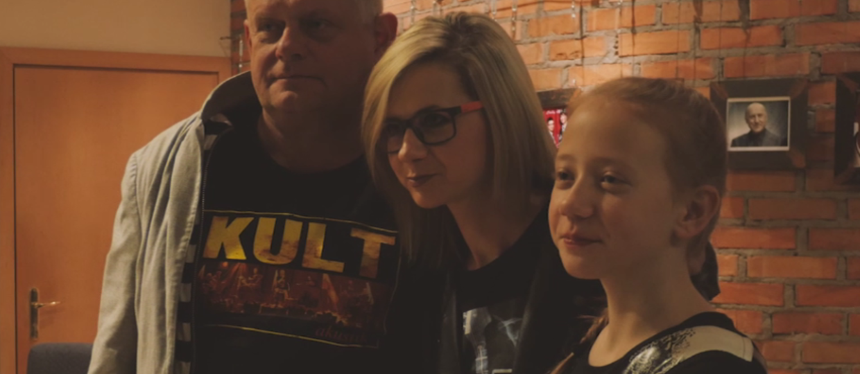 """Jak wyglądał premierowy odsłuch płyty """"Tata Kazika kontra Hedora"""" Kultu i Kwartetu ProForma?"""