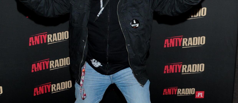 Jurek Owsiak z programem Zaraz będzie ciemno w Antyradiu