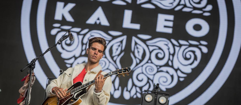 Kaleo na Open'er Festival 2018
