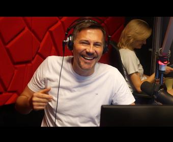 """Krzysztof Ibisz w """"Godzinie Na Gości"""" w Antyradiu"""