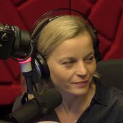 """Małgorzata Foremniak w """"Godzinie Na Gości"""" w Antyradiu"""